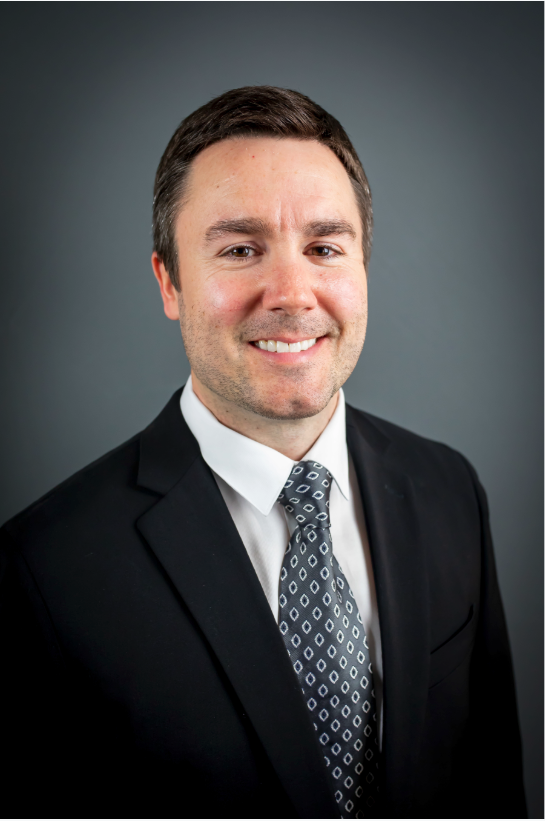 Andrew McDonald: Director of CommercialConstruction