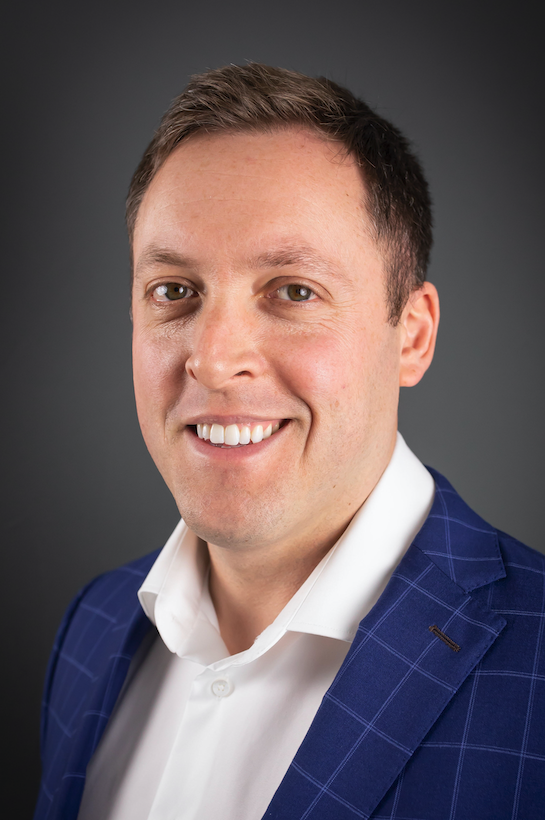 Brian Charlebois: Chief Sales Officer