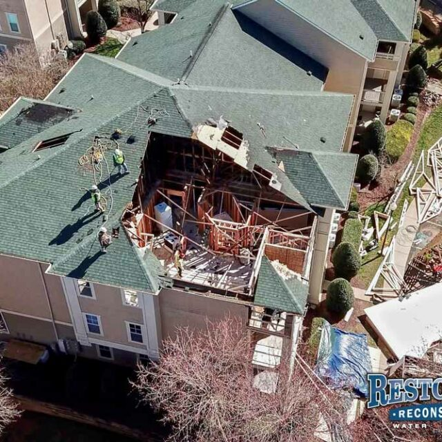 Storm Damage Repair in Fayetteville, NC
