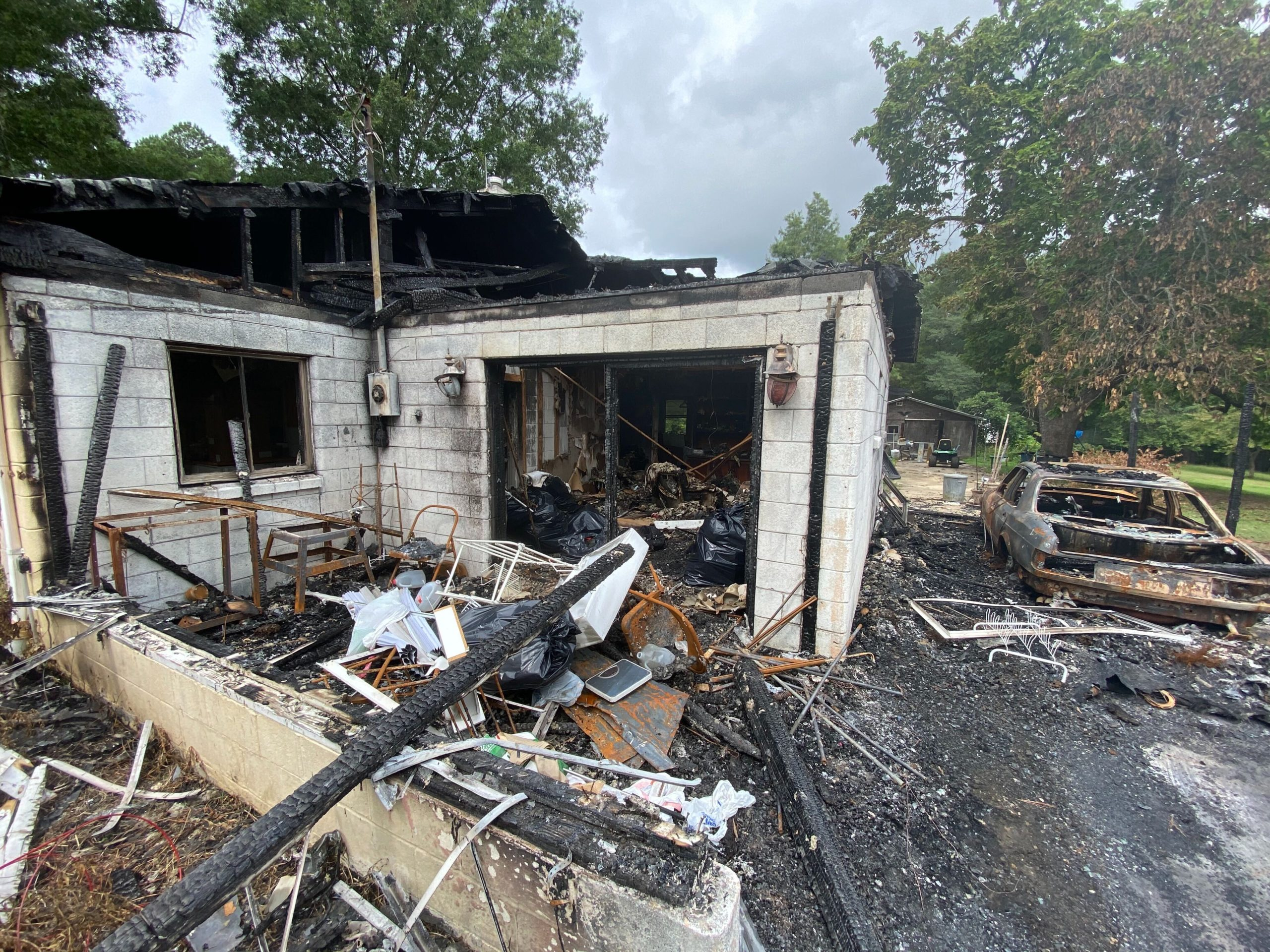 Fire Damage Restoration in Chatham County, NC