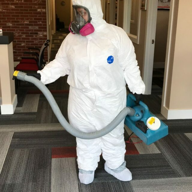Covid Cleaning in Raleigh