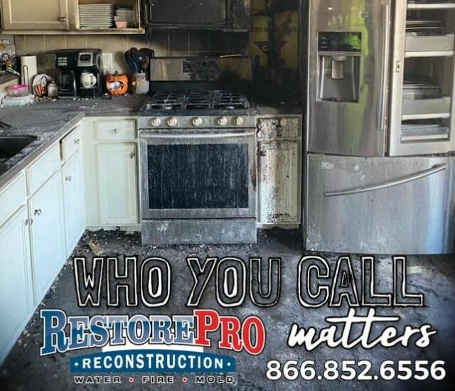 Fire Damage Restoration in Raleigh, NC