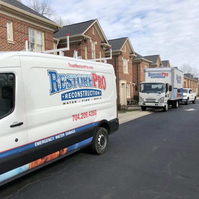 Residential Restoration Services