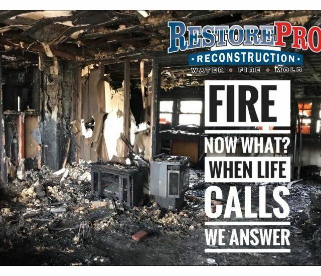 Fire Damage Repair in Greensboro, NC